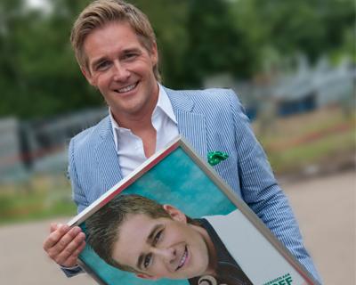 Christoff, Christoff erhält den Zilverpop Award