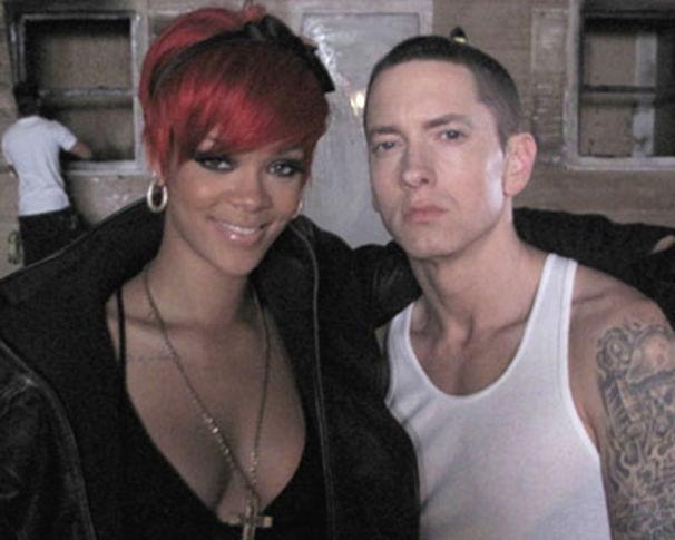 Eminem, Eminem und Rihanna brechen YouTube-Rekorde