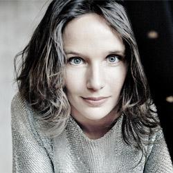 Hélène Grimaud, Grimaud & Grubinger in der Waldbühne