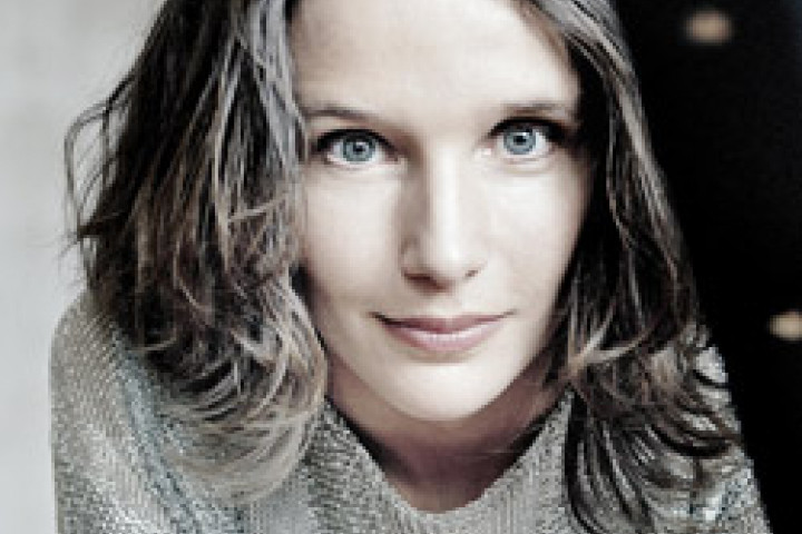 Hélène Grimaud © Mat Hennek / DG