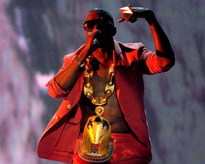 Kanye West, Keine MTV Video Music Awards ohne Yeezy