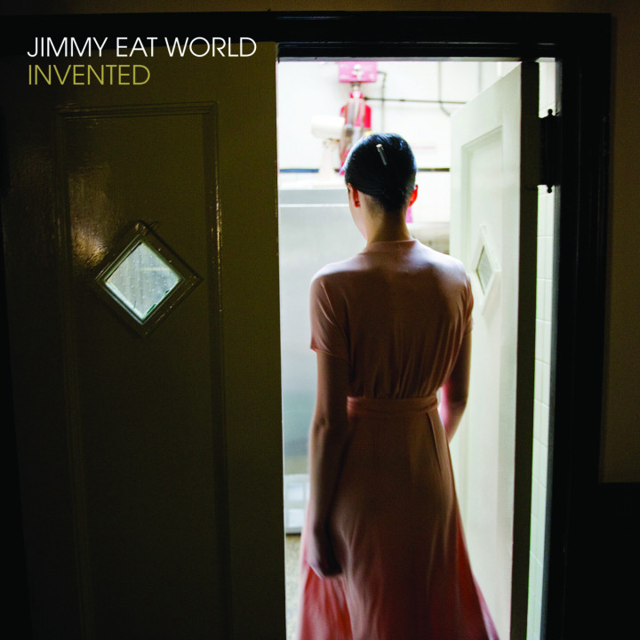 Jimmy Eat World - Albumcover Invented 2010