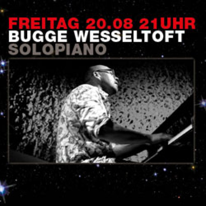 Bugge Wesseltoft beim Modernsolopiano Festival10