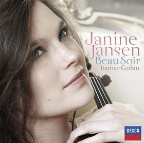 Janine Jansen, Beau Soir, 00028947822561