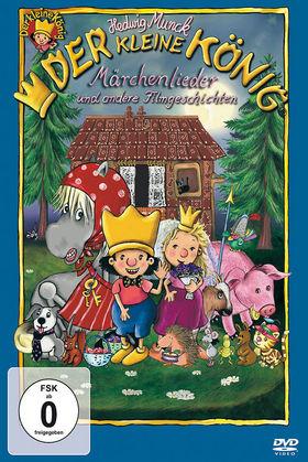 Der kleine König, Märchenlieder und andere Filmgeschichten, 00602527329741
