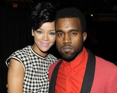 Kanye West, Rihanna Konzert rührt Kanye zu Tränen