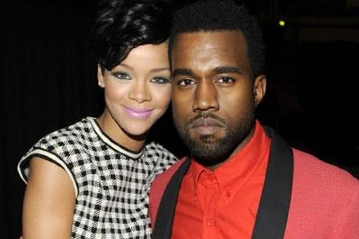 Rihanna & Kanye West