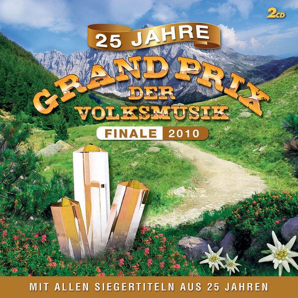 Marc Pircher, Marc Pircher präsentiert am 28. August 2010 das Finale des Gran Prix der Volksmusik 2010