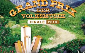 Die Bergkameraden, Marc Pircher präsentiert am 28. August 2010 das Finale des Gran Prix der Volksmusik 2010