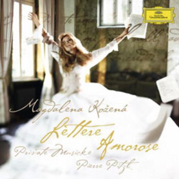 Magdalena Kozena, Hymnen an die Liebe
