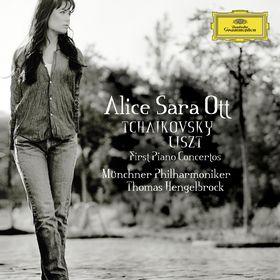 Alice Sara Ott, Tchaikovsky / Liszt: First Piano Concertos, 00028947787792