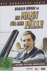 Harald Juhnke, Ein Mann für alle Fälle - die komplette Serie, 04032989602292