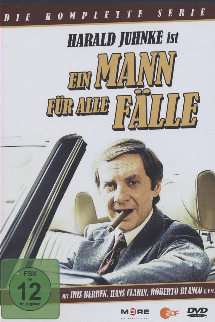 Ein Mann für alle Fälle - die komplette Serie: Juhnke,Harald