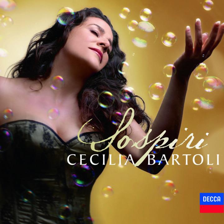 Cecilia Bartoli Sospiri Cover 2010