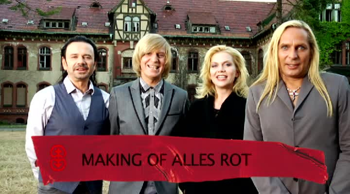 "Making Of ""Alles Rot"""