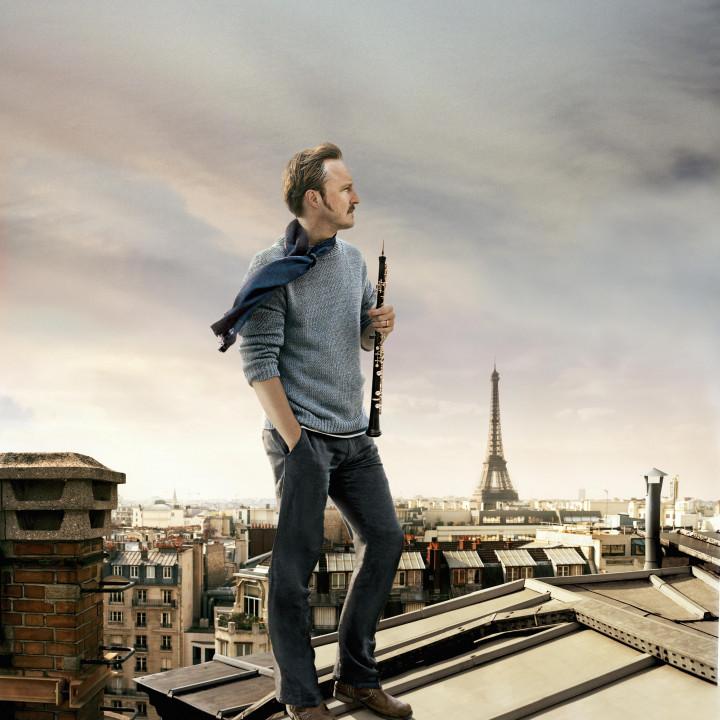 Albrecht Mayer—Bonjour Paris