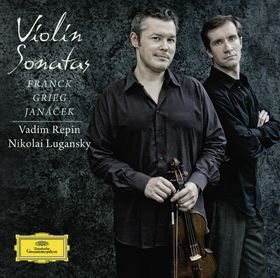 Vadim Repin, Violin Sonatas - Franck, Grieg, Janácek, 00028947787945