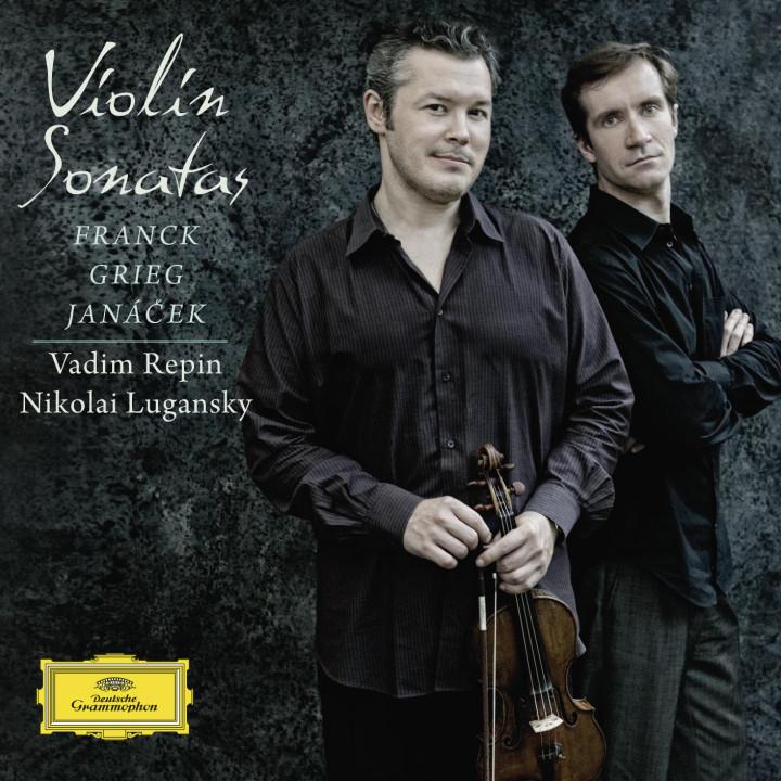 Violin Sonatas - Franck, Grieg, Janácek