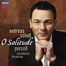 Andreas Scholl, O Solitude, 00028947822622