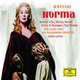 James Levine, Bellini: Norma, 00028947781868
