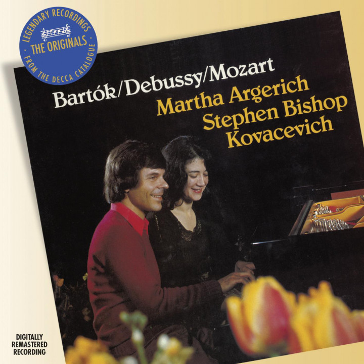 Music for 2 Pianos by Mozart, Debussy & Bartok