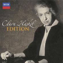 Die Berliner Philharmoniker, Clara Haskil Edition, 00028947825418