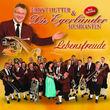 Ernst Hutter & Die Egerländer Musikanten, Lebensfreude, 00602527481241