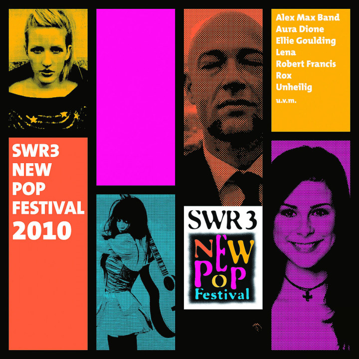 SWR 3 New Pop Festival 2010: Various Artists