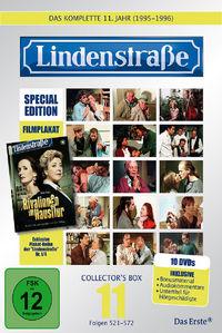 Lindenstraße, Die Collector's Box - Das 11. Jahr (Ltd. Edition), 04032989602339