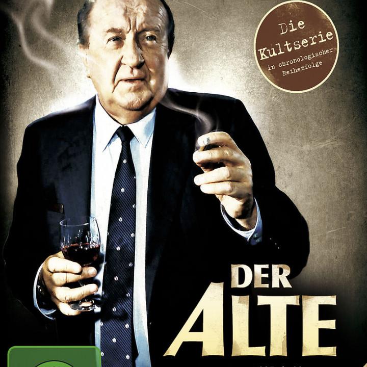 Der Alte Collector's Box Vol. 5 (14 Folgen/5 DVD): Der Alte