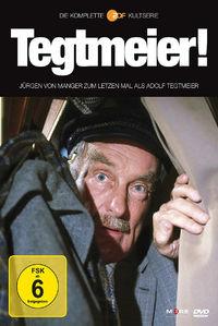 Jürgen von Manger, Tegtmeier! - die komplette Kultserie, 04032989602438