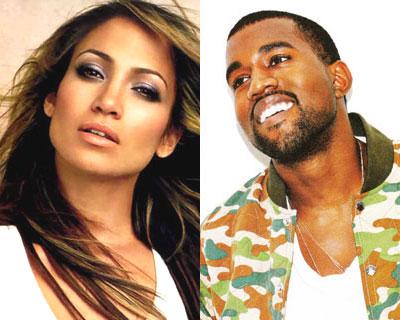 Kanye West, Jennifer Lopez will sich Kanye angeln