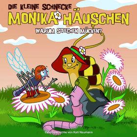 Die kleine Schnecke Monika Häuschen, 12: Warum stechen Mücken?, 00602527368979