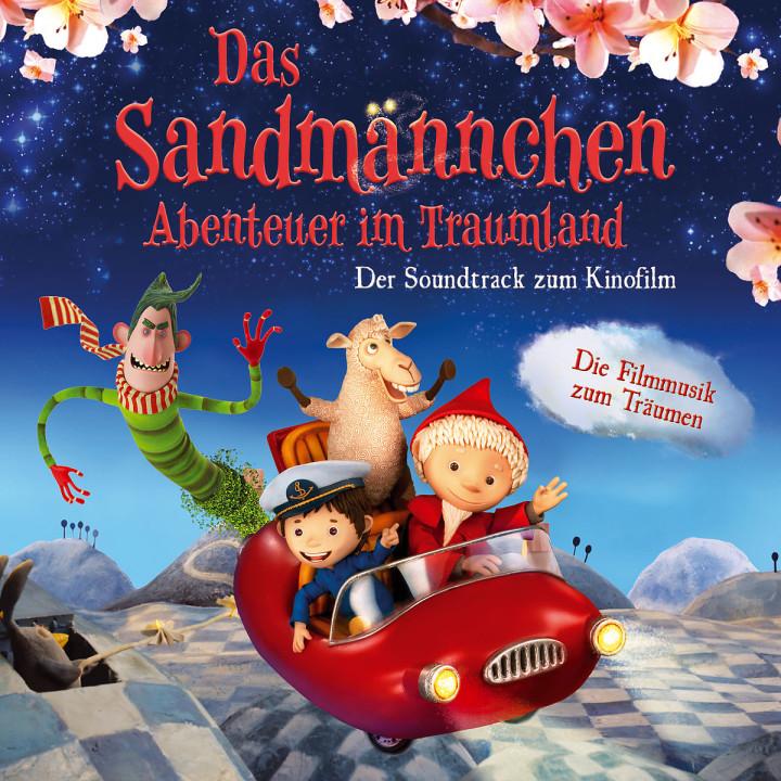 Abenteuer im Traumland - Soundtrack zum Kinofilm: Das Sandmännchen