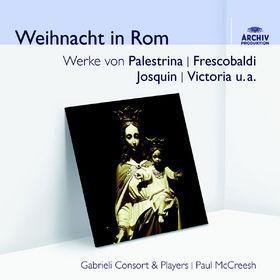 Paul McCreesh, Weihnacht in Rom, 00028948042180