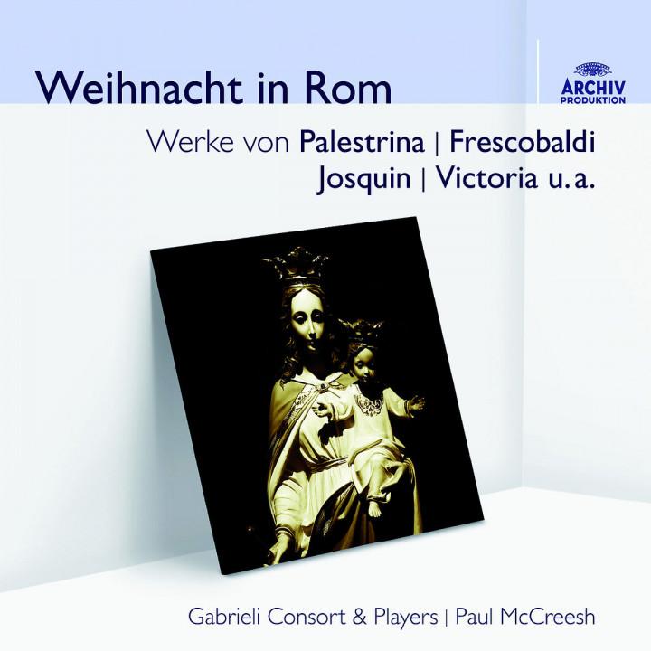 Weihnacht in Rom: McCreesh/Gabrieli Consort & Players