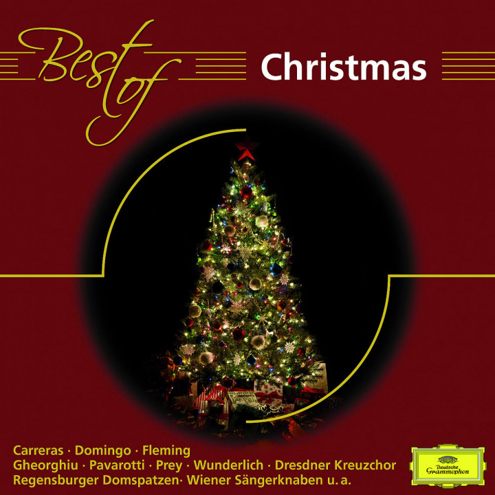 Best of Christmas (Eloquence): Domingo/Fleming/Gheorghiu/Pavarotti/Wunderlich/+