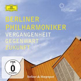Claudio Abbado, Berliner Philharmoniker: Vergangenheit, Gegenwart, Zukunft, 00028948044542
