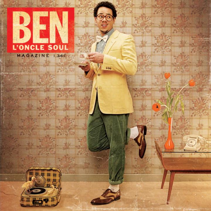 Ben L'Oncle Soul Visual 2010