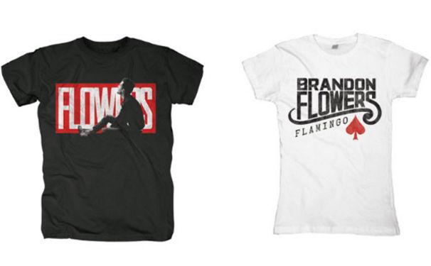 Brandon Flowers, Coole Brandon Flowers T-Shirts