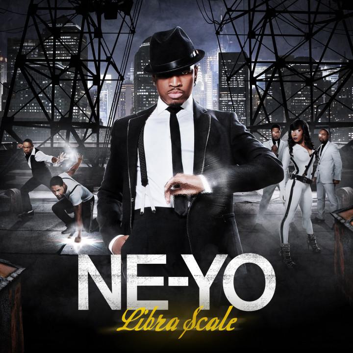 Ne-Yo Albumcover Libra Scale