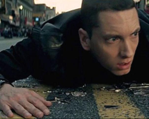 Eminem, Eminem steigt für Hollywood in den Boxring