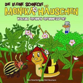 Die kleine Schnecke Monika Häuschen, 14: Warum brennen Brennnesseln?, 00602527368986