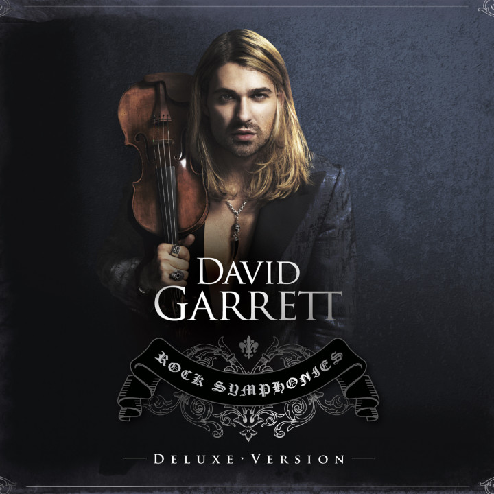 David Garrett Albumcover Rock Symphonies 2010