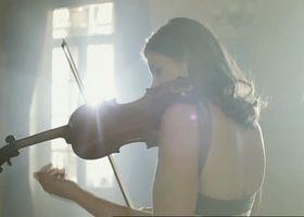 Janine Jansen, Après un reve aus dem Album Beau Soir