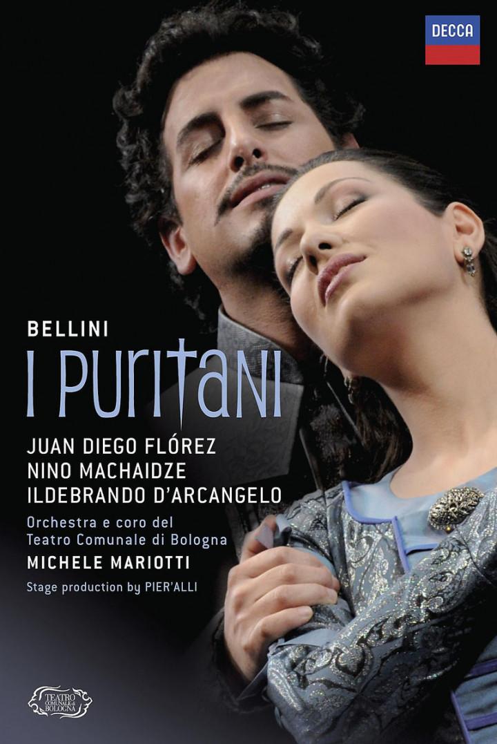 I Puritani: Florez, Juan Diego / Machaidze, Nino / D'Arcangelo