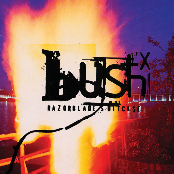 Razorblade Suitcase: Bush