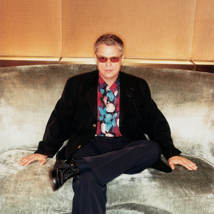 Charlie Haden by Michael Piazza