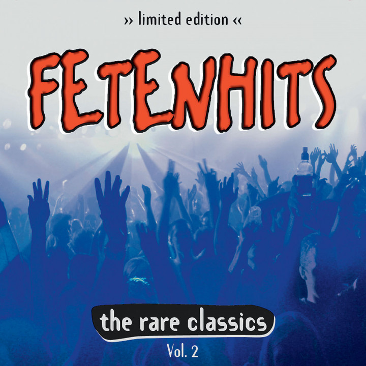 Fetenhits Rare Classics Vol. 2  (Ltd. Edt.): Various Artists