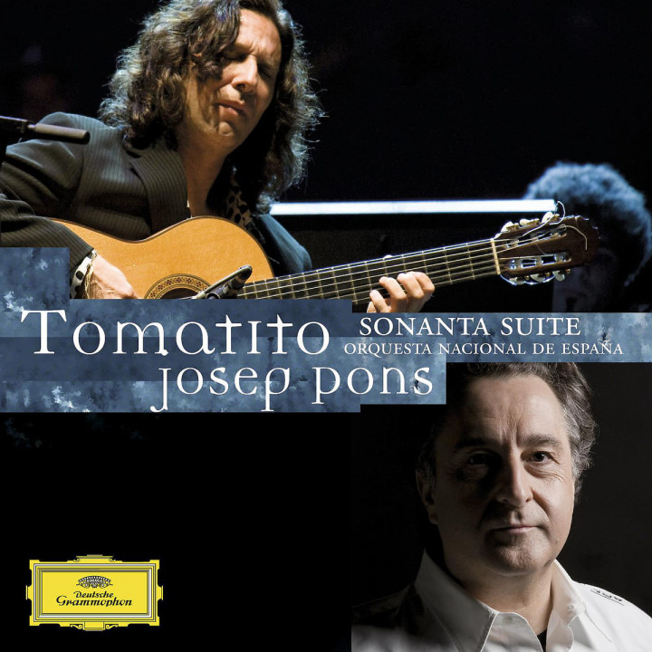 Sonanta Suite: Tomatito/Orquesta Nacional De Espana/Pons, Josep